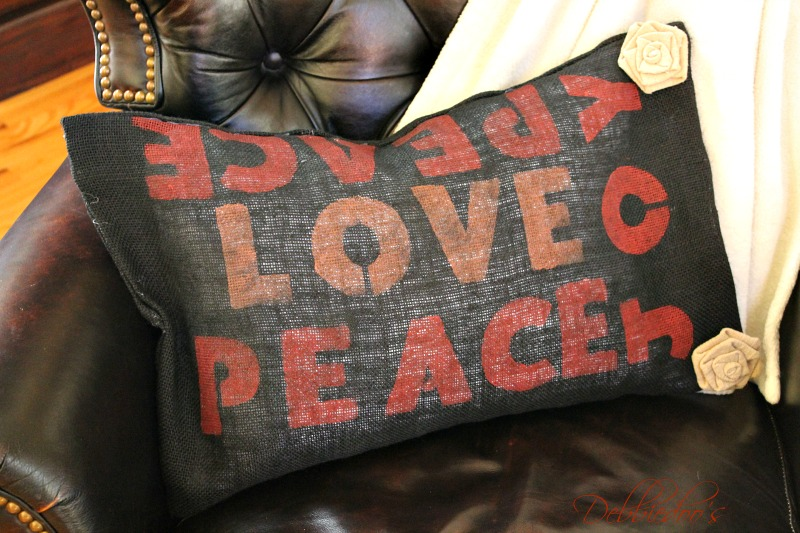 Pottery barn inspired pillow 029