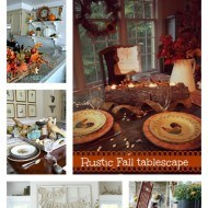 Fall Home tour {Thankful at home}