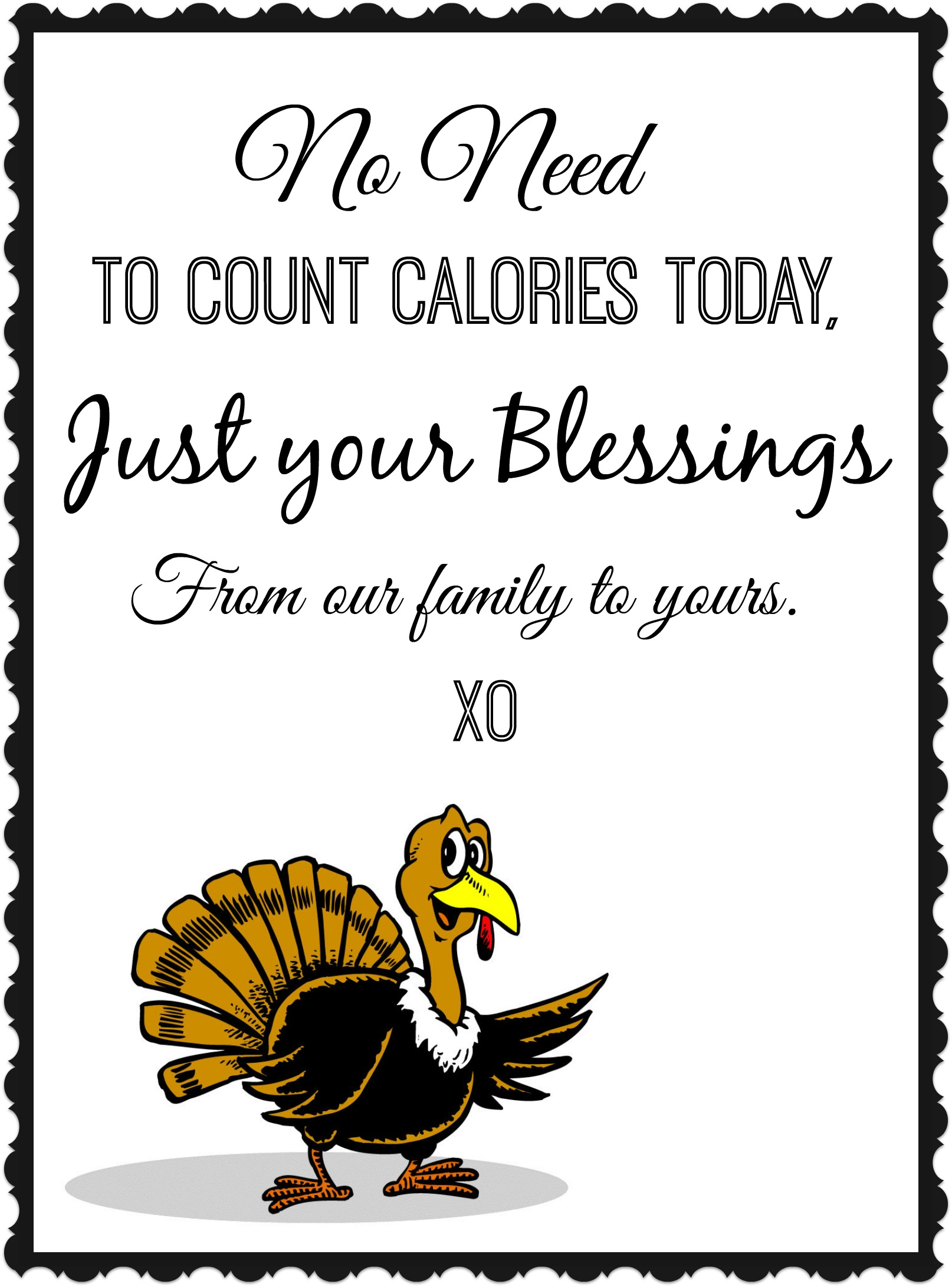 blessings printable