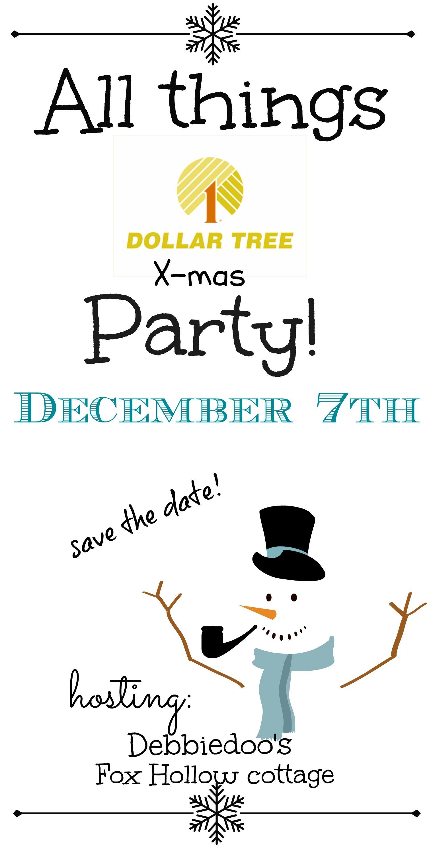 dollar tree party