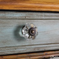 furniture painted with chalk paint by DecoAmericana 007