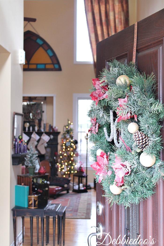Debbiedoo's Christmas home tour