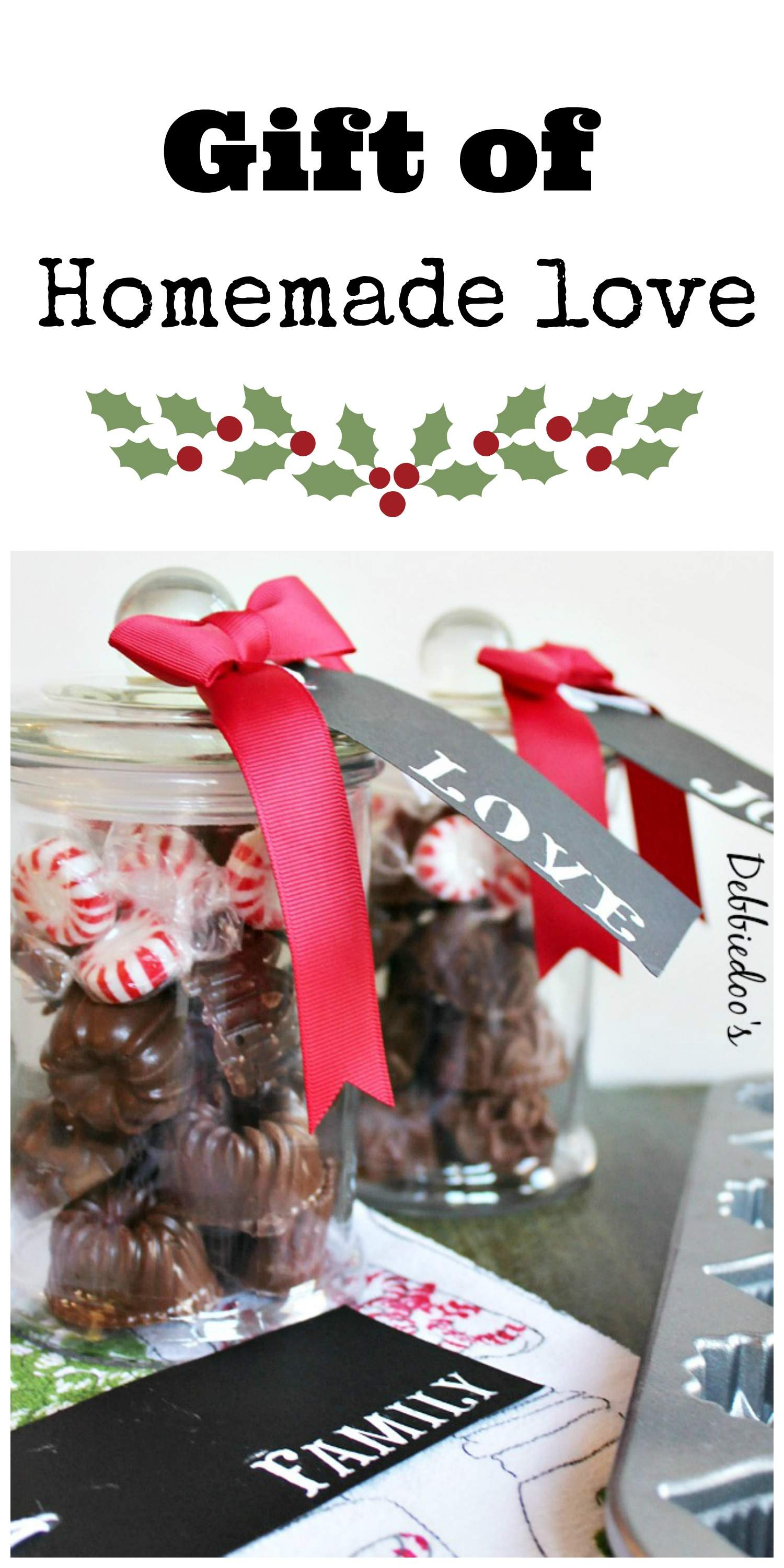 Holiday Hostess Gift Idea Debbiedoos