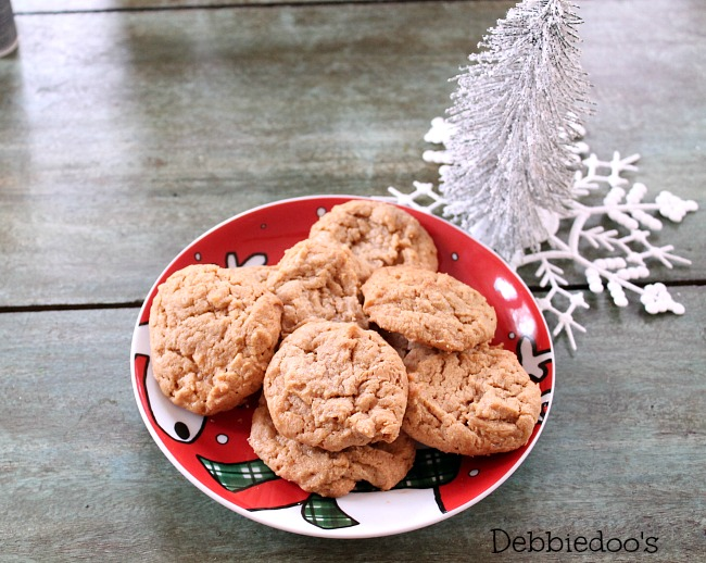 Peanut butter cookie recipe 013