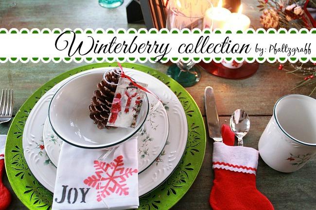 pfaltzgraff winterberry dishes 010