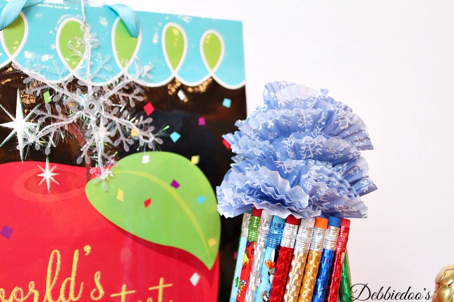 teacher gifts with foam 009