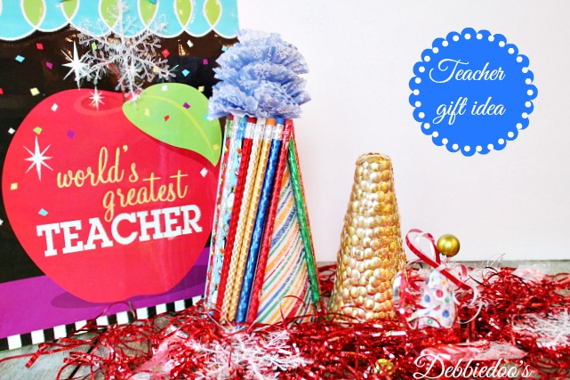 teacher gifts with foam