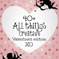 All things Creative Valentine's edition