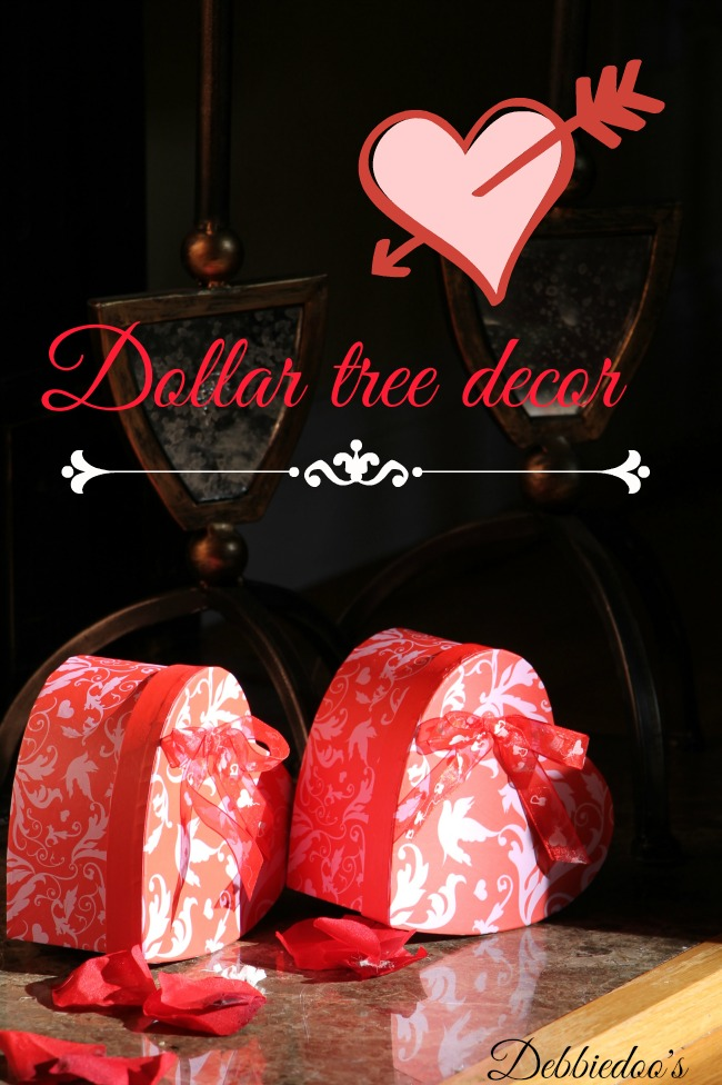 Dollar tree decor
