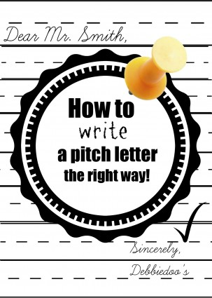 How to write the perfect pitch letter