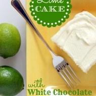 How to make Lime cake