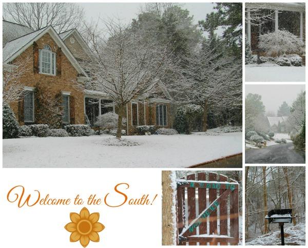 welcome to the south Carolina