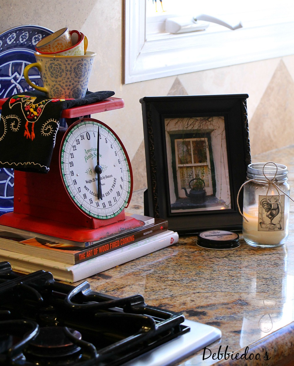 Kitchen vignettes