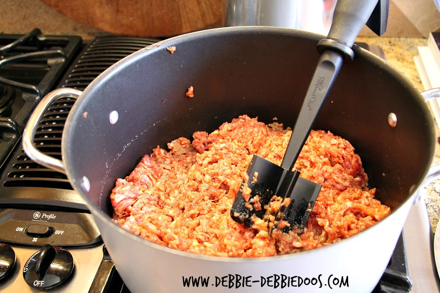 How To Make Crock Pot Lasagna Debbiedoos