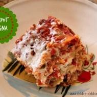 How to make crock pot lasagna