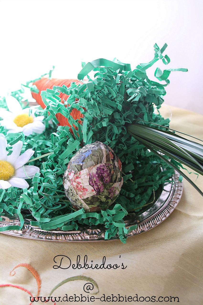 mod podged eggs