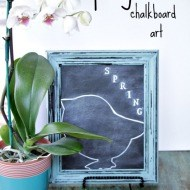spring-chalkbord-art-with-dollar-tree-chick-and-chalk-pen-600x806
