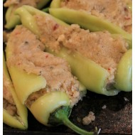Stuffed-banana-pepper-with-provolone-190x190 How to make stuffed banana peppers