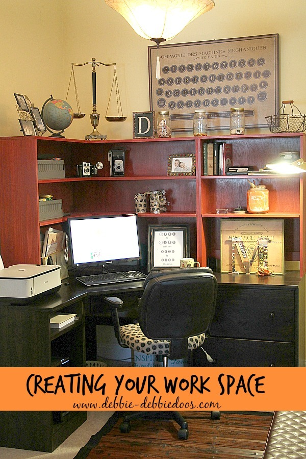 creating your work space