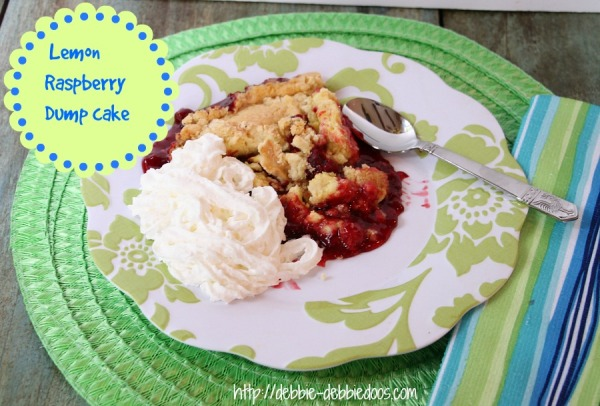 lemon rasberry dump cake 031