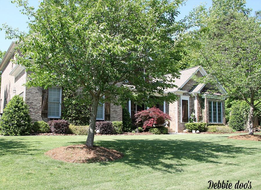 Carolina garden home