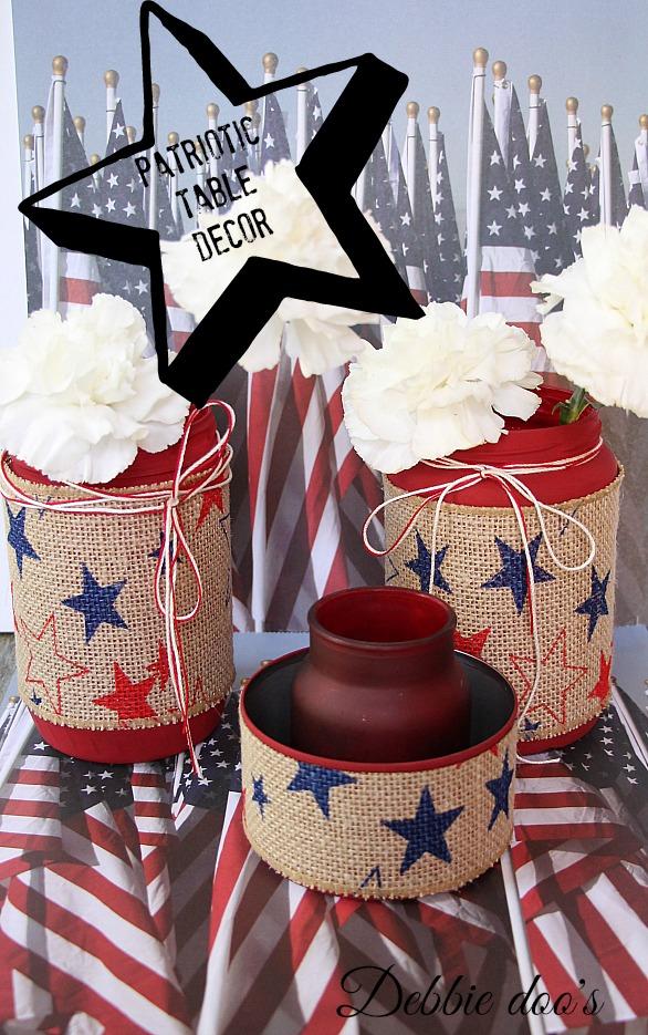 patriotic table top idea 011