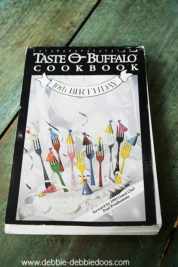 Beans from Buffalo cook book 008
