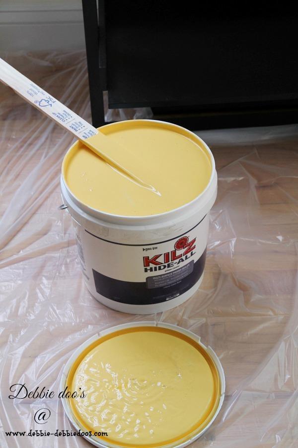 Kilz hide-all tinted