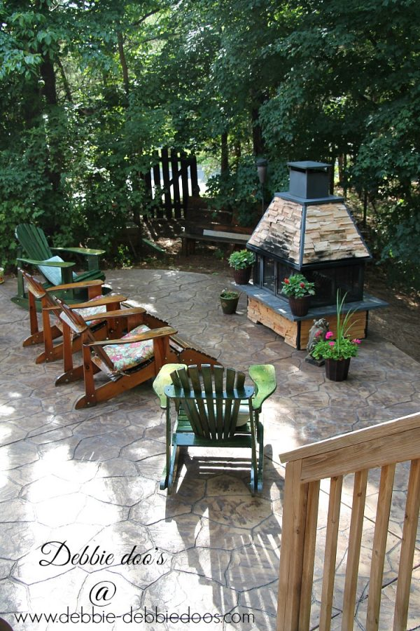 outdoor summer garden patio 043