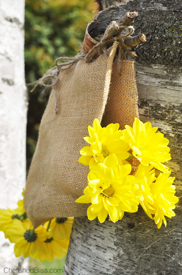 Burlap-Flower-Carrier