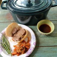 How to make a french dip in a dutch oven