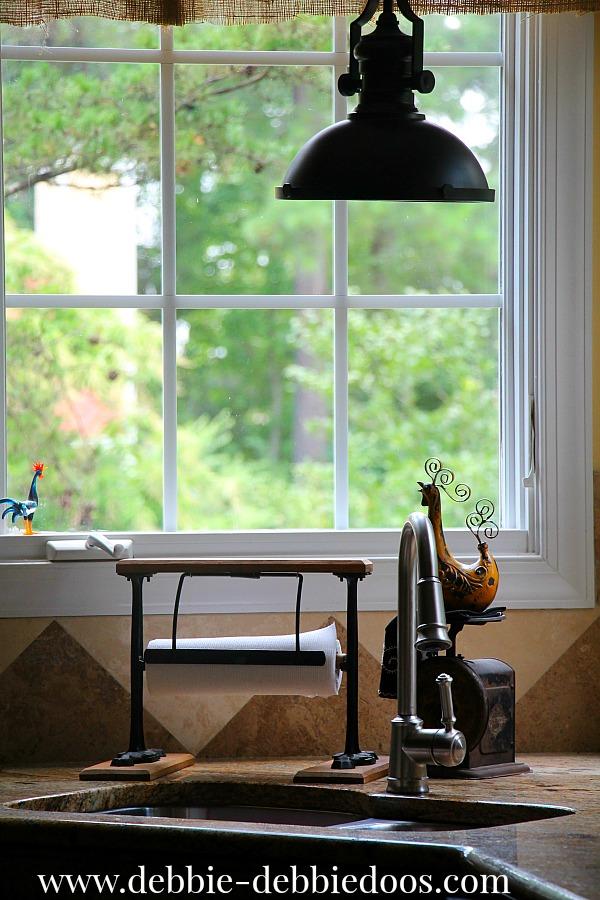 corner kitchen window