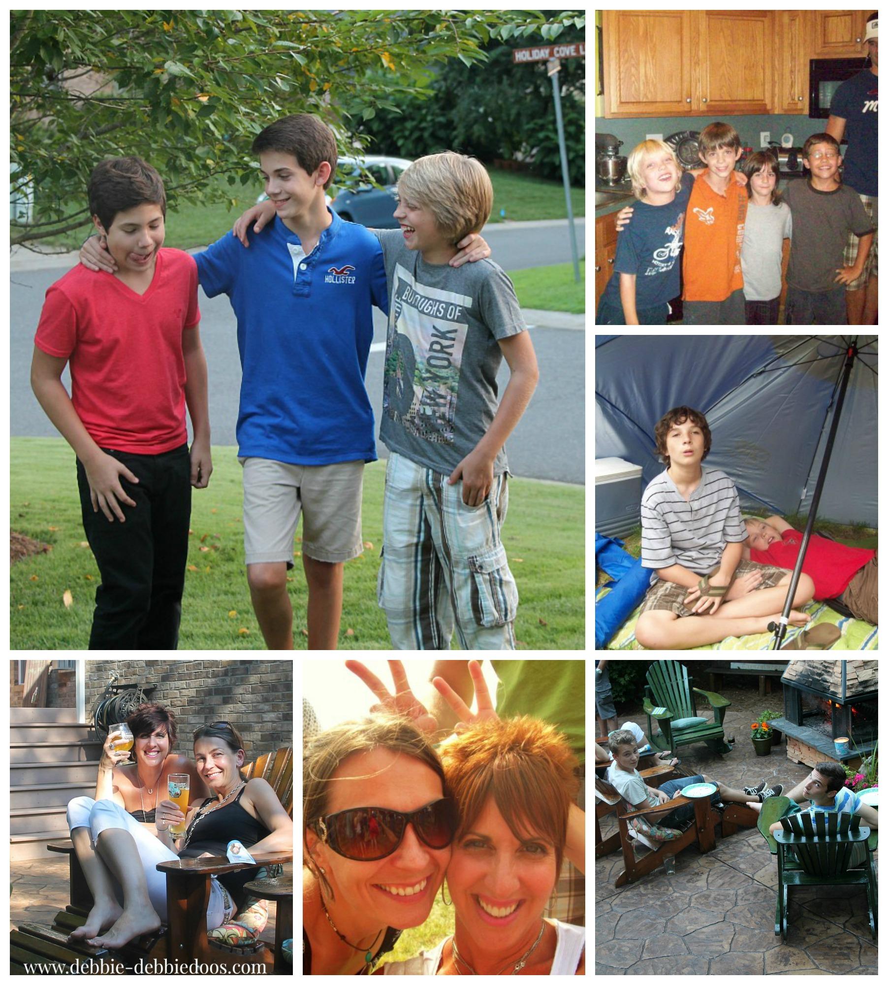 Fun time collage