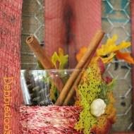Fall decor craft and recipe ideas