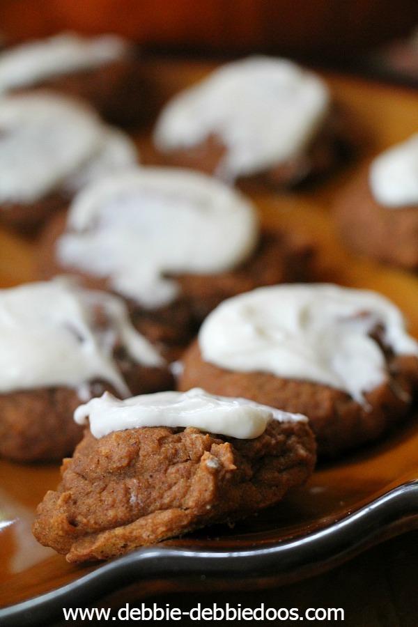 pumpkin spice cookies 010