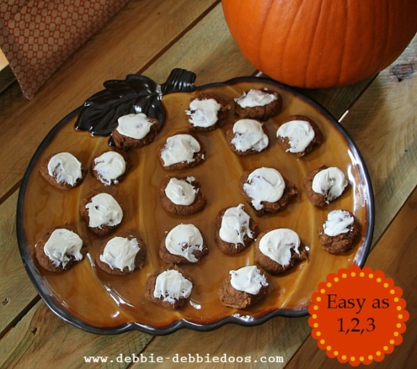 pumpkin spice cookies 011