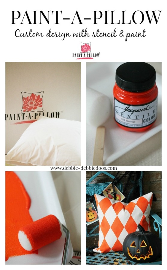 Paint-A-Pillow
