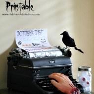 Spooky-Halloween-printable