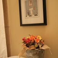 bathroom makeover for less than debbiedoos. Black Bedroom Furniture Sets. Home Design Ideas