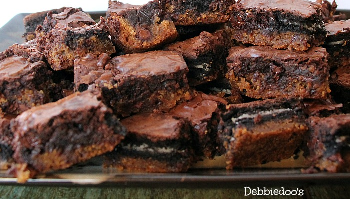 How to make slutty brownies