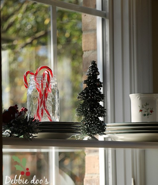 Christmas In The Kitchen: Easy Christmas Decorating Ideas For The Kitchen