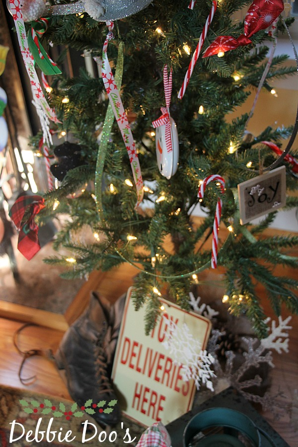 Christmas tree and dollar tree decor ideas