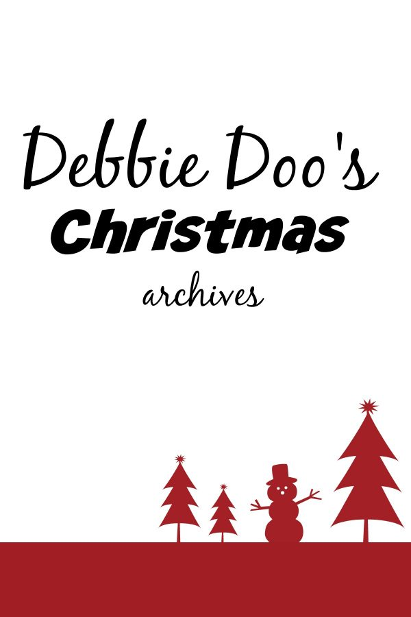 Debbiedoo's Christmas archives