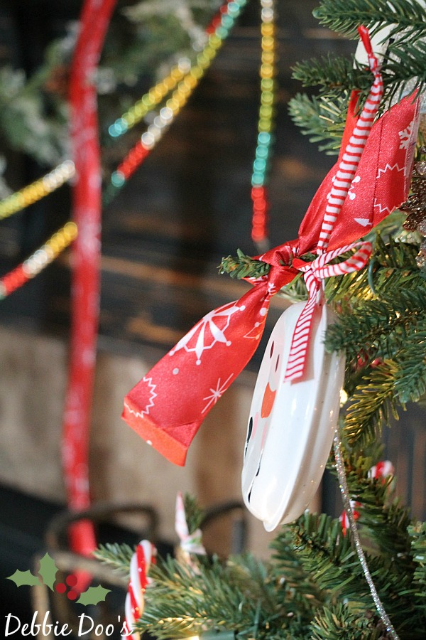 Dollar tree Chrismtas tree decorating ideas
