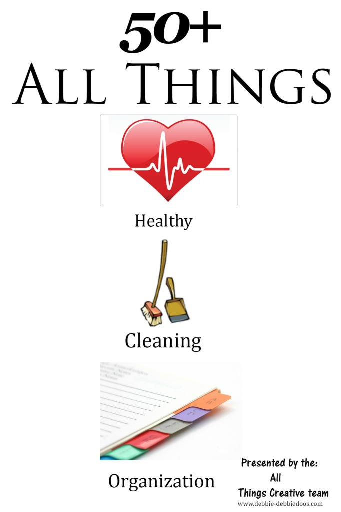 All things Healthy, Clean and organized for 2015