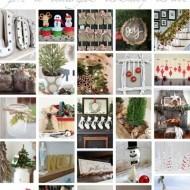 100+ Christmas decor, recipes and more!