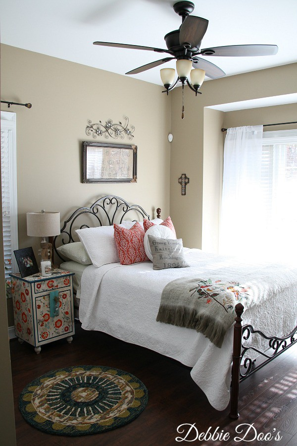 Home goods guest bedroom makeover