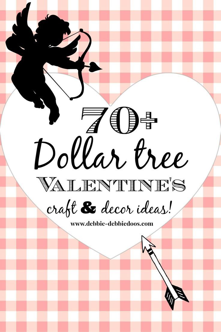 Top 10 Dollar Tree Valentines Decor And More Debbiedoo S