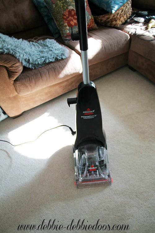 Bissel carpet and wood floor steamer