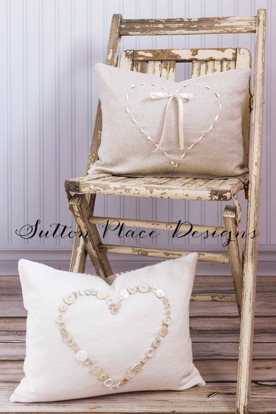 handmade-valentine-heart-pillow-covers